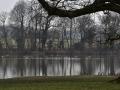 Reflections on Corsham Lake