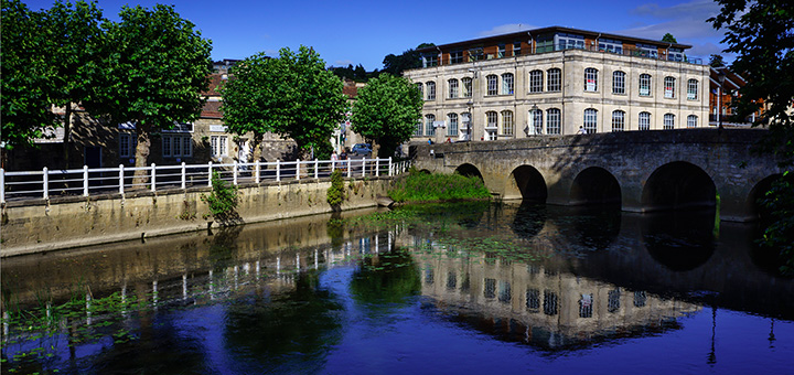 BRADFORD ON AVON - A Truly Picturesque Town - Wiltshire Guide
