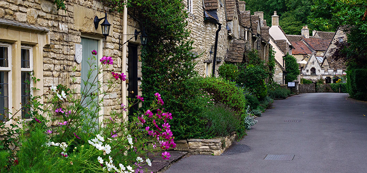 Castle Combe The Wiltshire Mecca Of Picturesque Villages